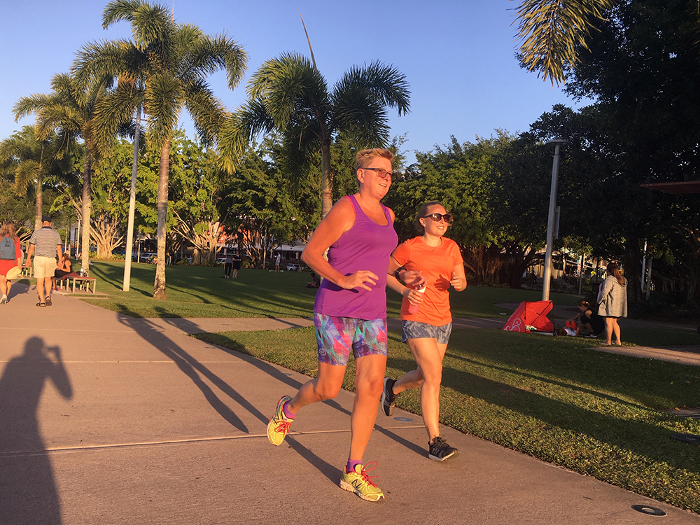 Hardlopen in Cairns - Hardlopen in Australië 2