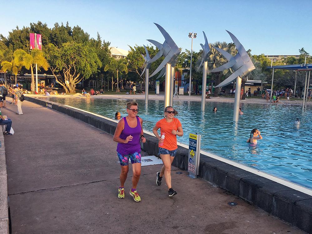Hardlopen in Cairns - Hardlopen in Australië 3