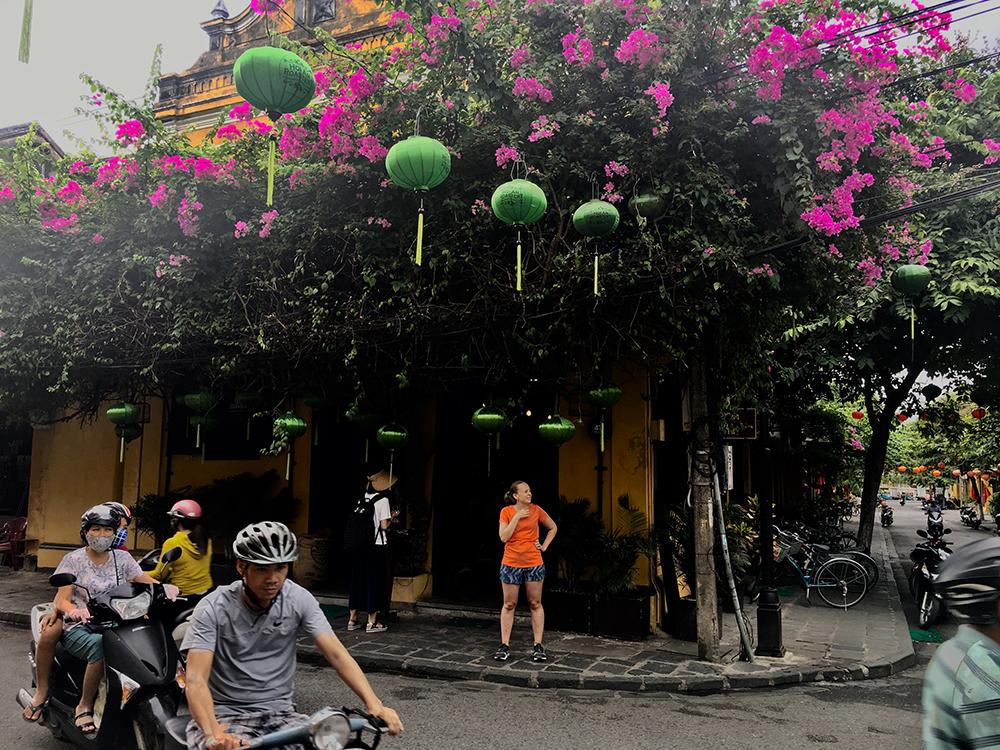 Hardlopen in Hoi An Vietnam 2
