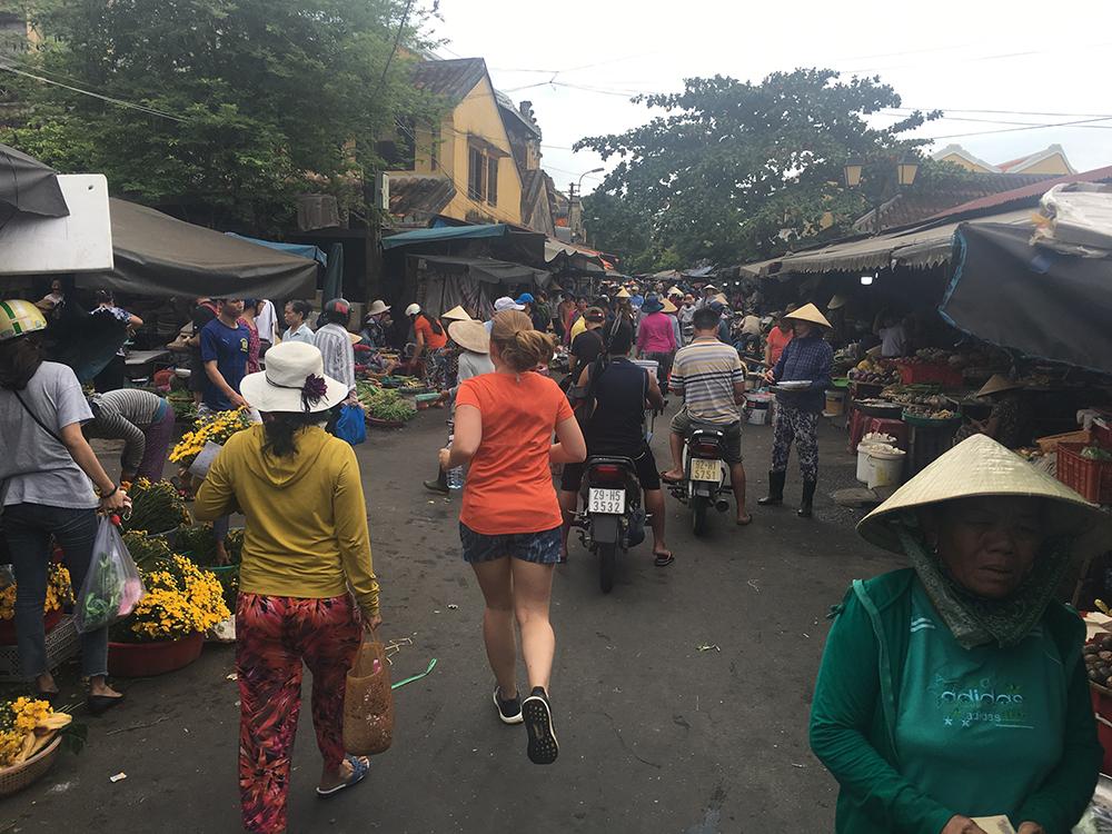 Hardlopen in Hoi An Vietnam 6