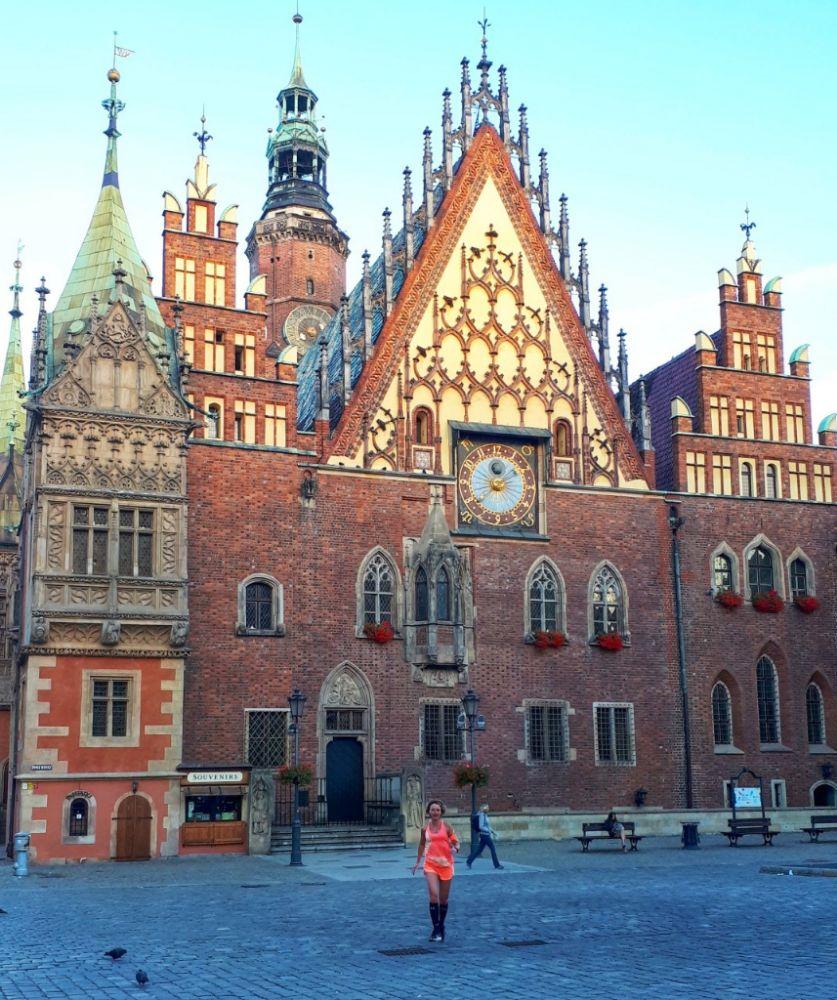 Hardlopen in Wroclaw - Rynek