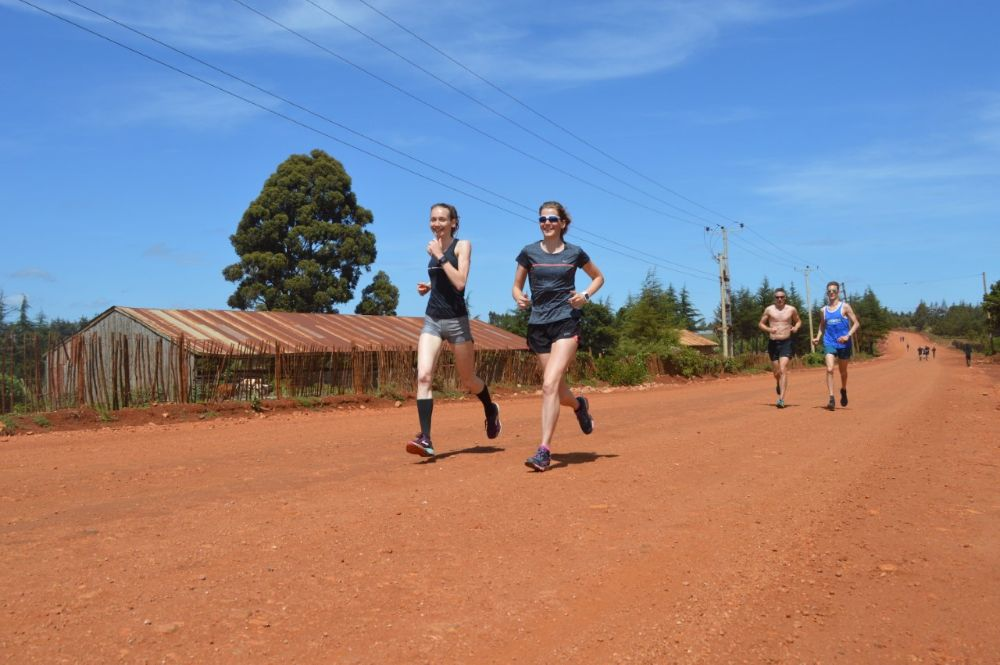 Rift Valley Marathon - trainen