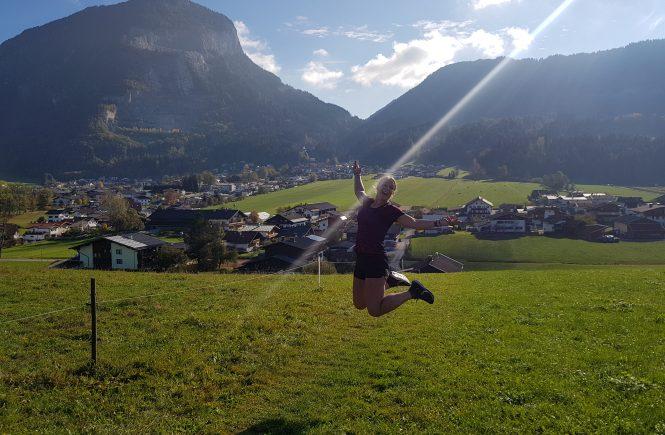Anita Oostenrijk bergen