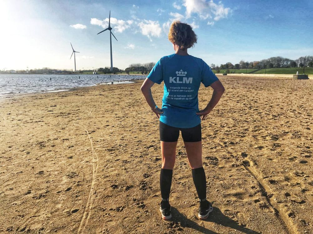Halve marathon van Curacao