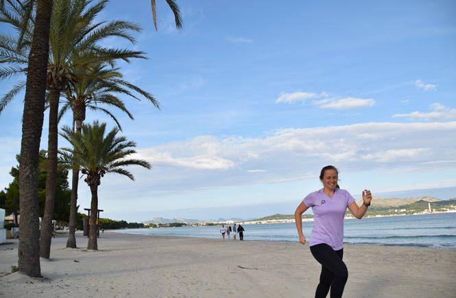 Hardlopen Mallorca header