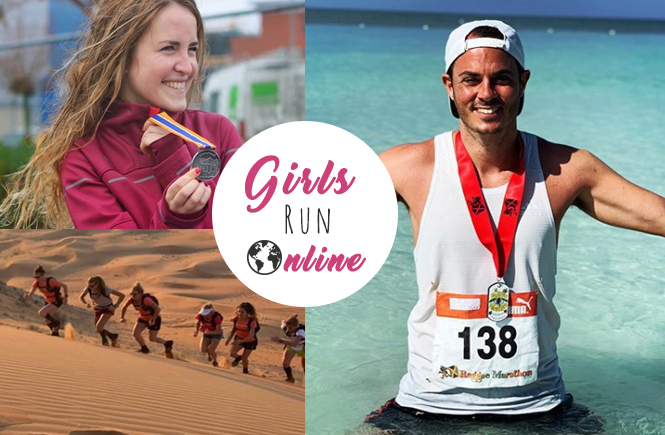 Girls Run Online december