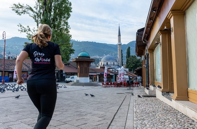 Hardlopen Sarajevo 1