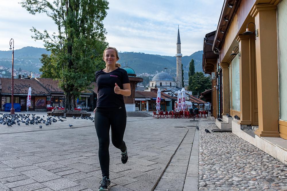 Hardlopen Sarajevo 4