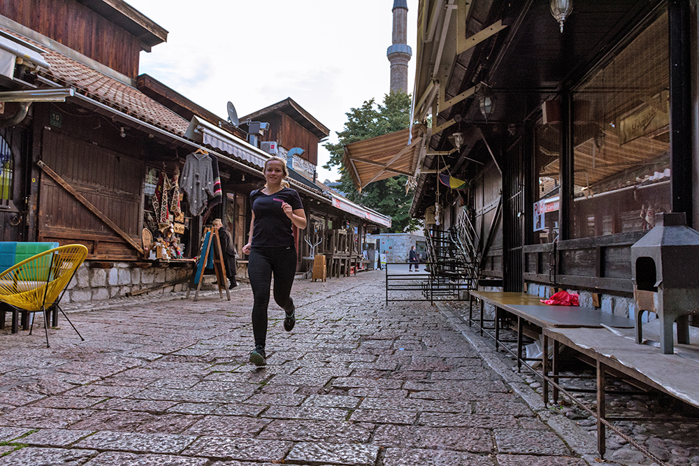 Hardlopen Sarajevo 6