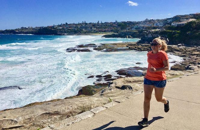 Hardlopen in Sydney - Coogee to Bondi Walk 1