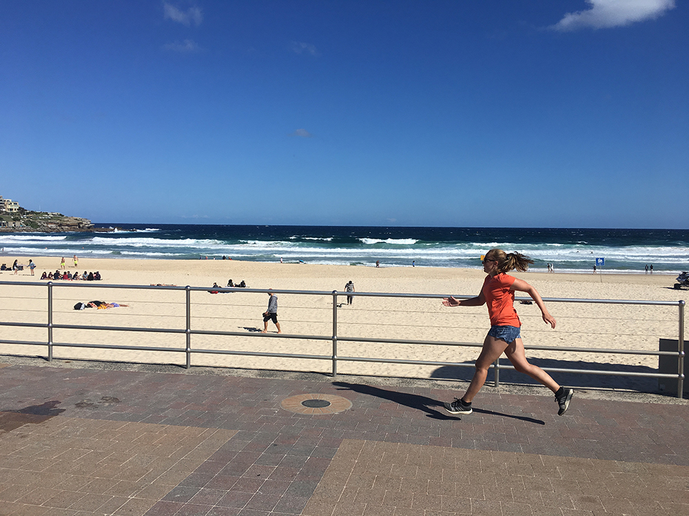 Hardlopen in Sydney - Coogee to Bondi Walk 2