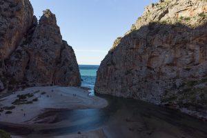 Mallorca torrent de pareis