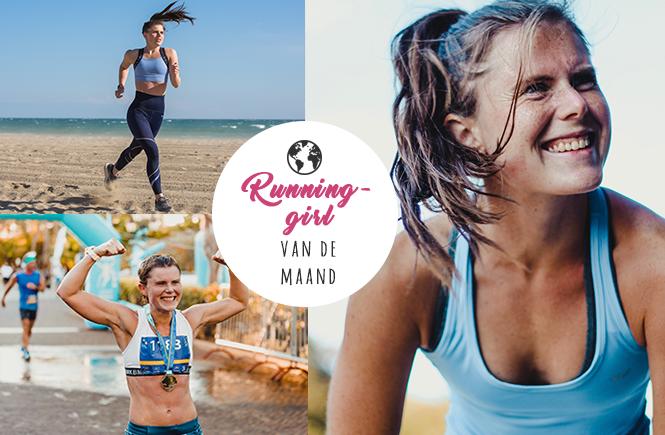 Runninggirl Suzanne Brummel