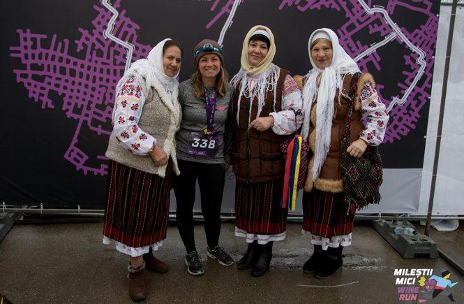 milestii mici wine run moldavie hardlopen