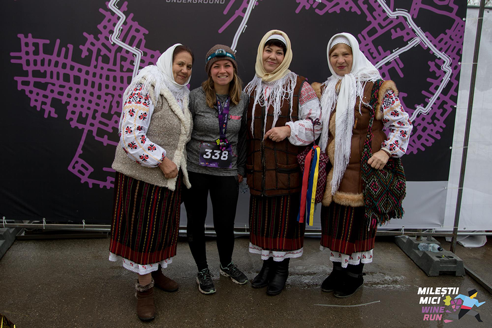milestii mici wine run moldavie hardlopen