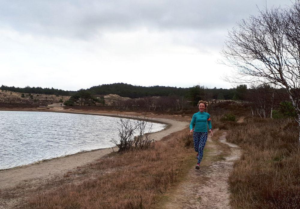 Hardlopen in Schoorl - Vogelmeer