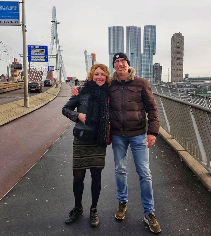 Screening voor hardlopers - dagje Rotterdam