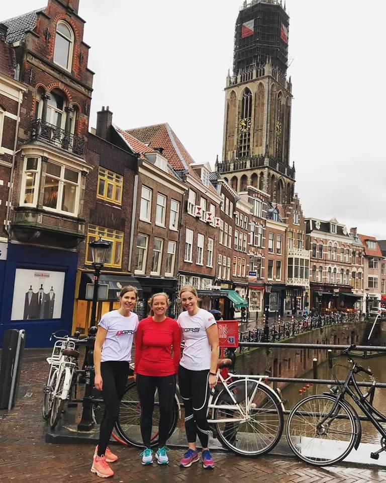 Hardlopen Utrecht de dom oudegracht