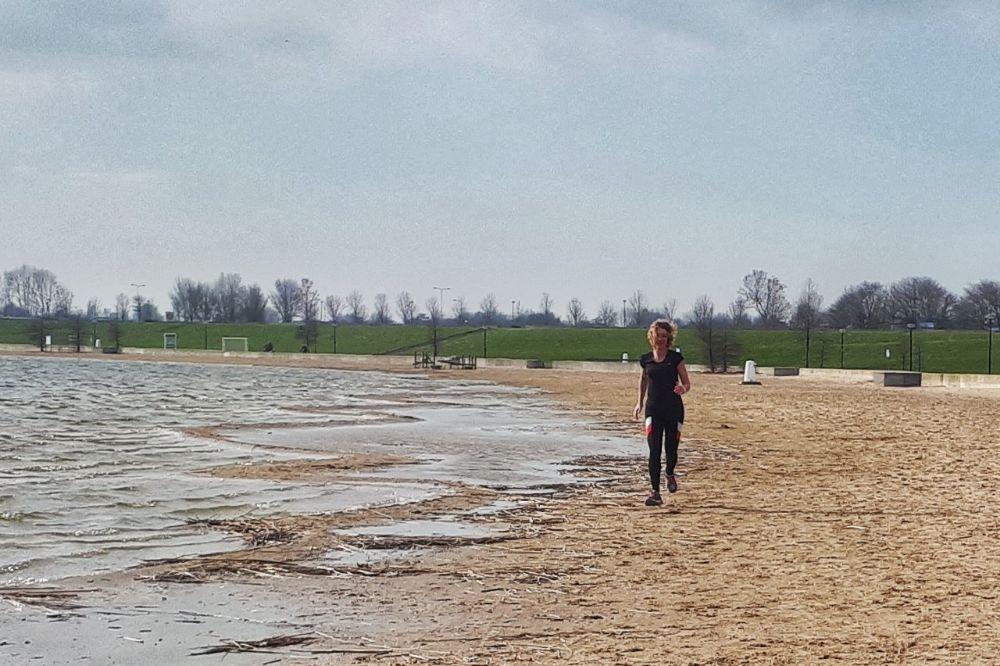 Hardlopen in Heerhugowaard - Strand van Luna