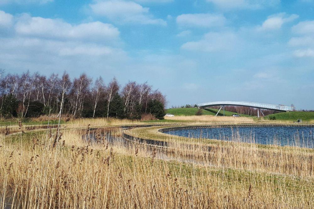 Hardlopen in Heerhugowaard - de brug