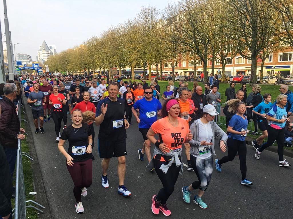 1/4 Marathon Rotterdam 3