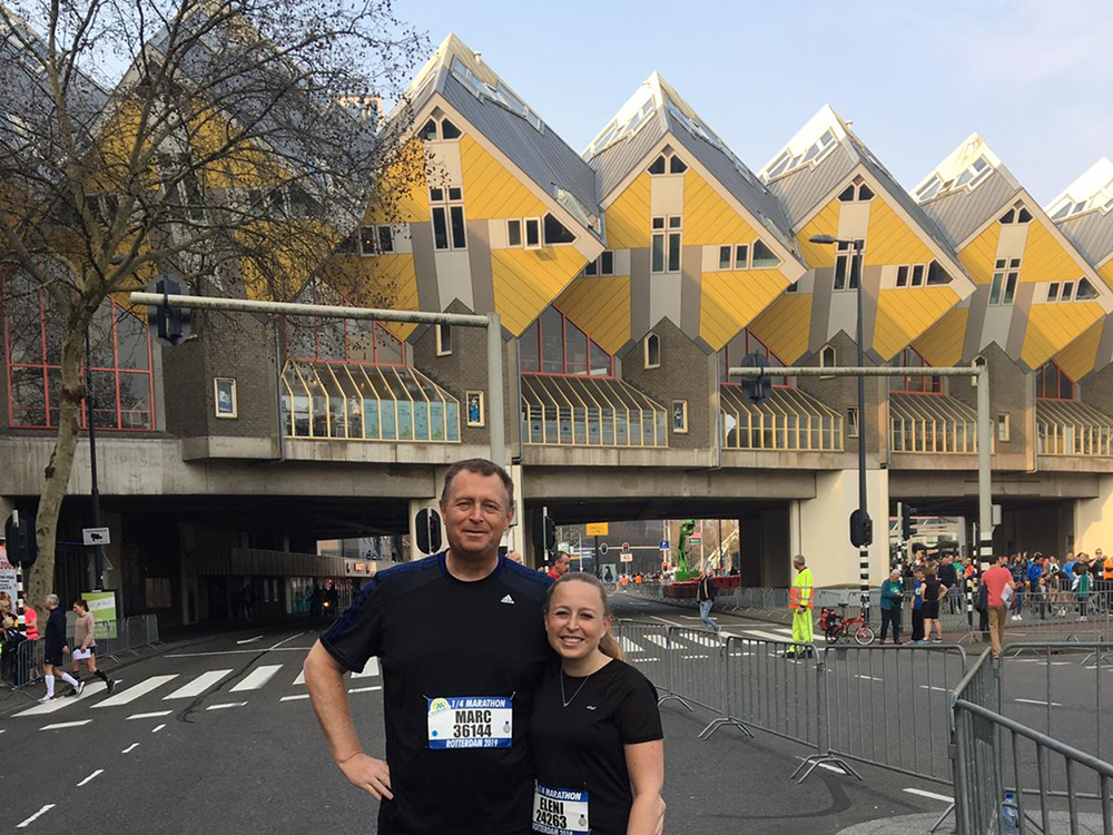 1/4 Marathon Rotterdam 6