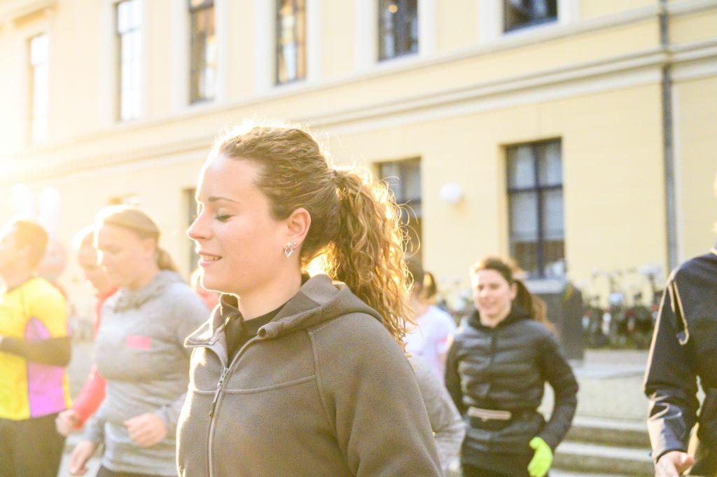 hardlopen in Utrecht Mariaplaats