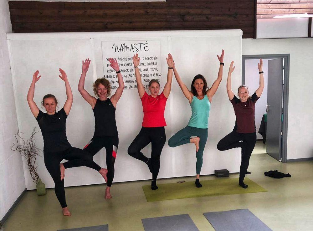 Yoga voor hardlopers-Mathilde