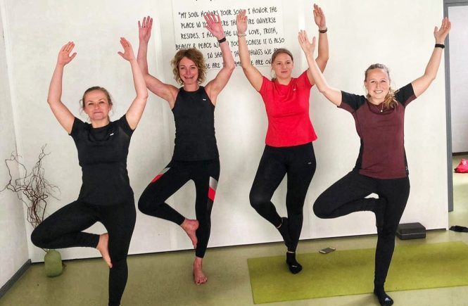 Yoga voor hardlopers-Yoga4running