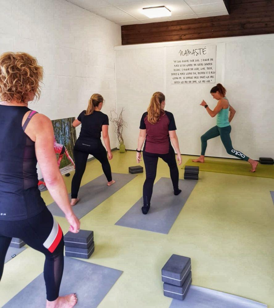 Yoga voor hardlopers-stabiel staan