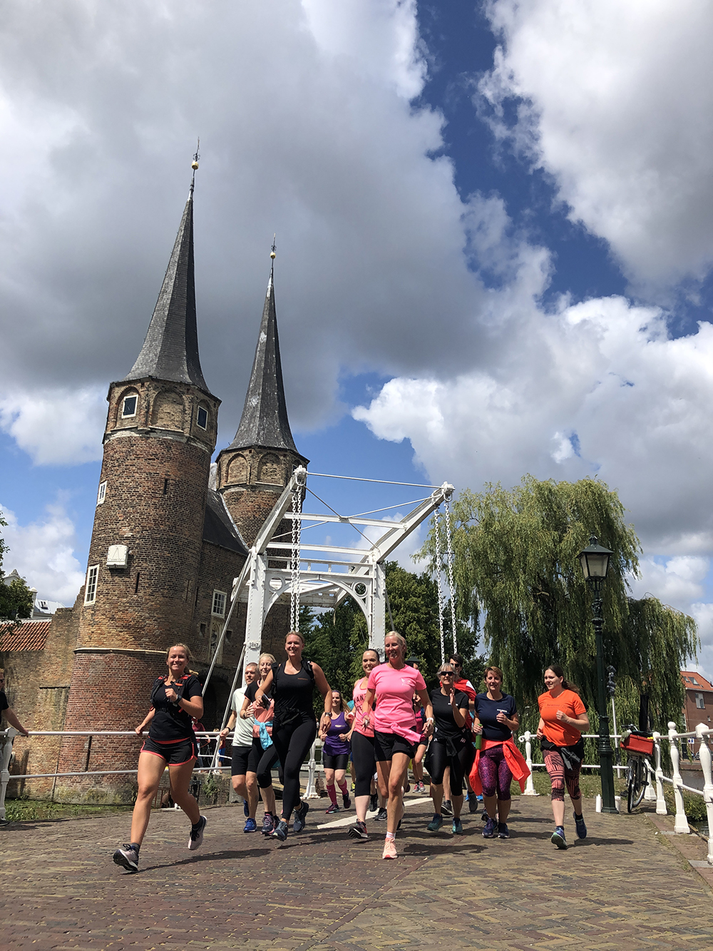 Girls and Boys Run Delft - Hardlopen in Delft 8