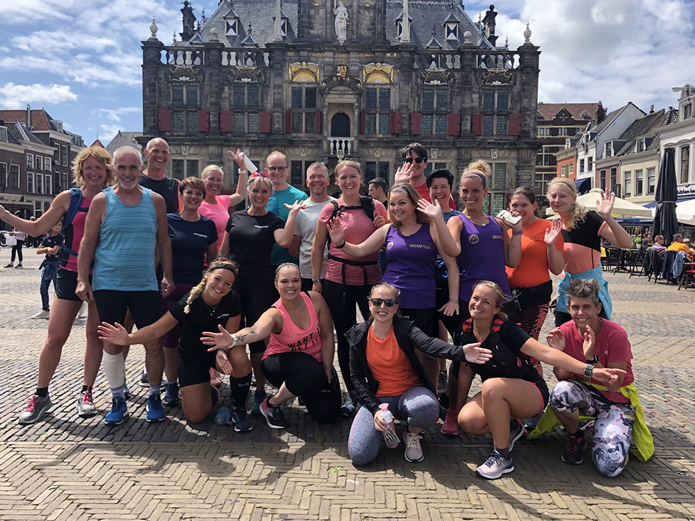 Girls and Boys Run Delft - hardlopen in Delft