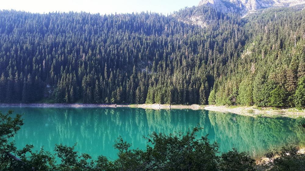 Hardlopen in Montenegro - Crno Jezero