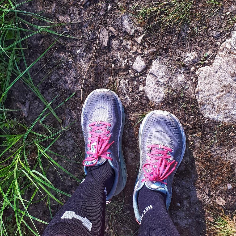 Hardlopen in Montenegro - trailrunnen