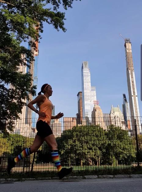 Runninggirl Monique - NYC