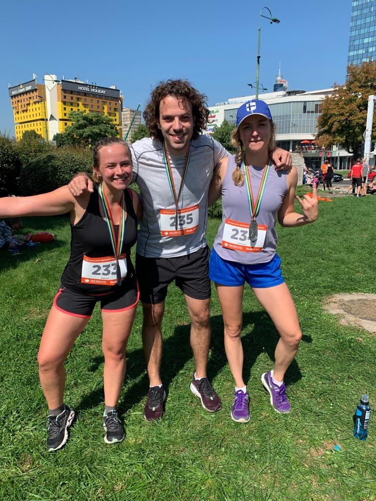 Sarajevo half marathon