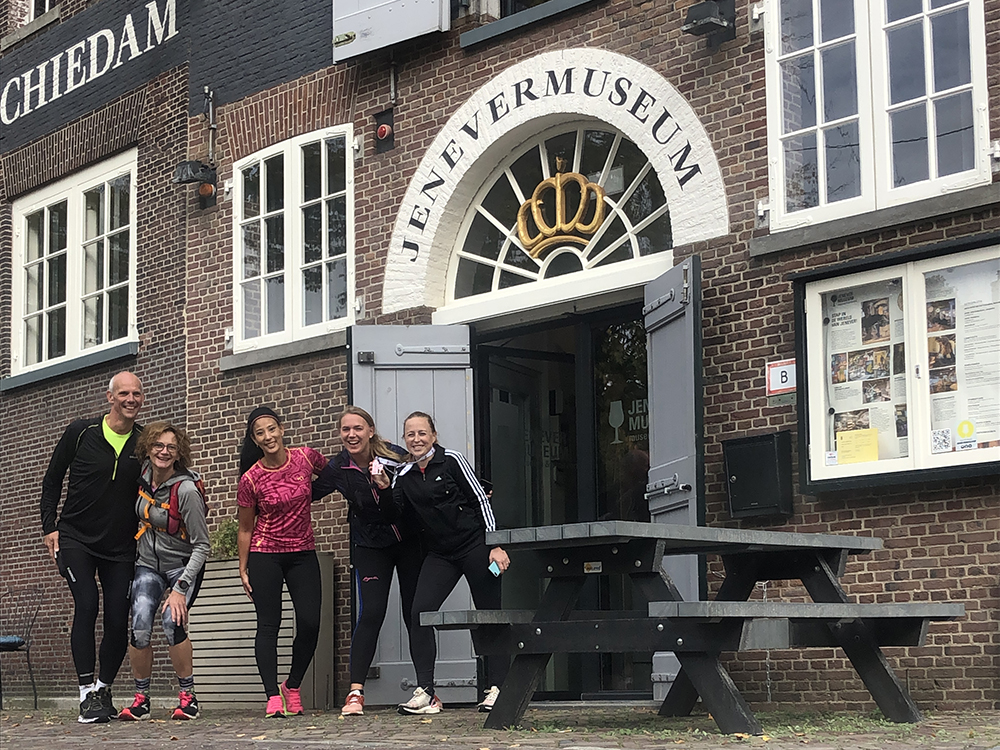 Gin Run Schiedam virtual runs 4