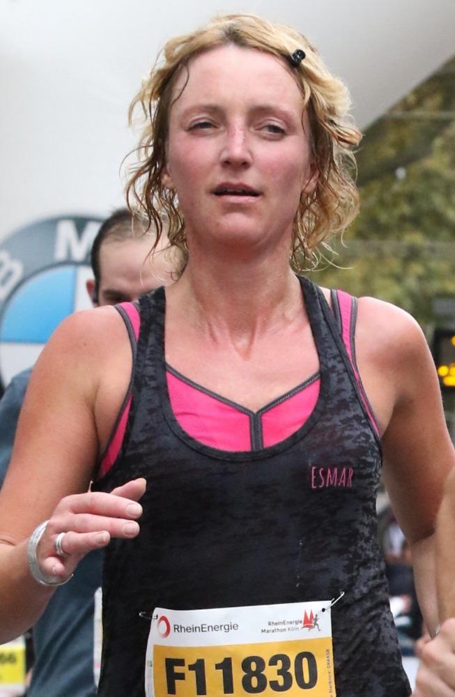 Halve marathon Keulen - Esmar