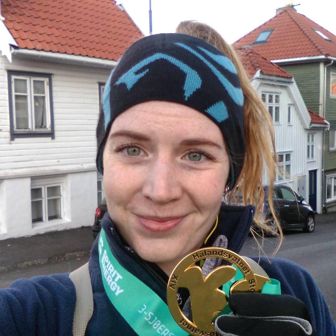 Iris 3-sjoerslopet noorwegen stravanger