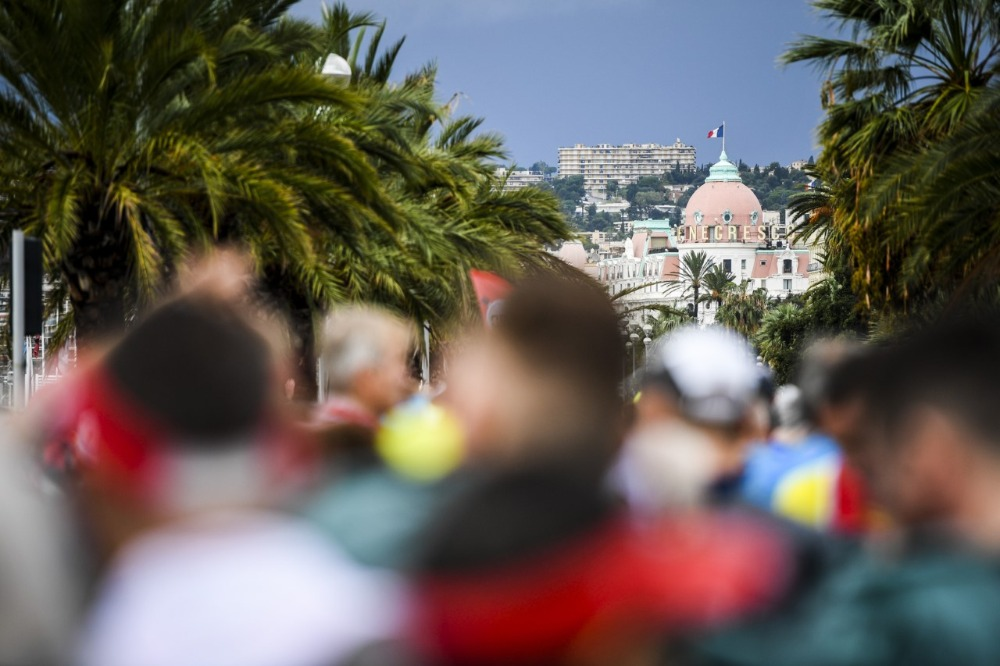 Marathon des Alpes Maritimes - Hotel Negresco