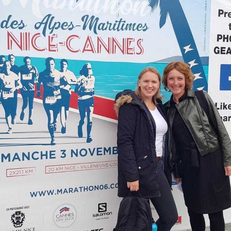 Marathon des Alpes Maritimes Nice-Cannes - expo