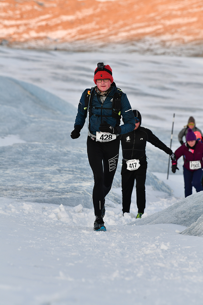 Erwin van Zandvliet Polar Circle Marathon 4