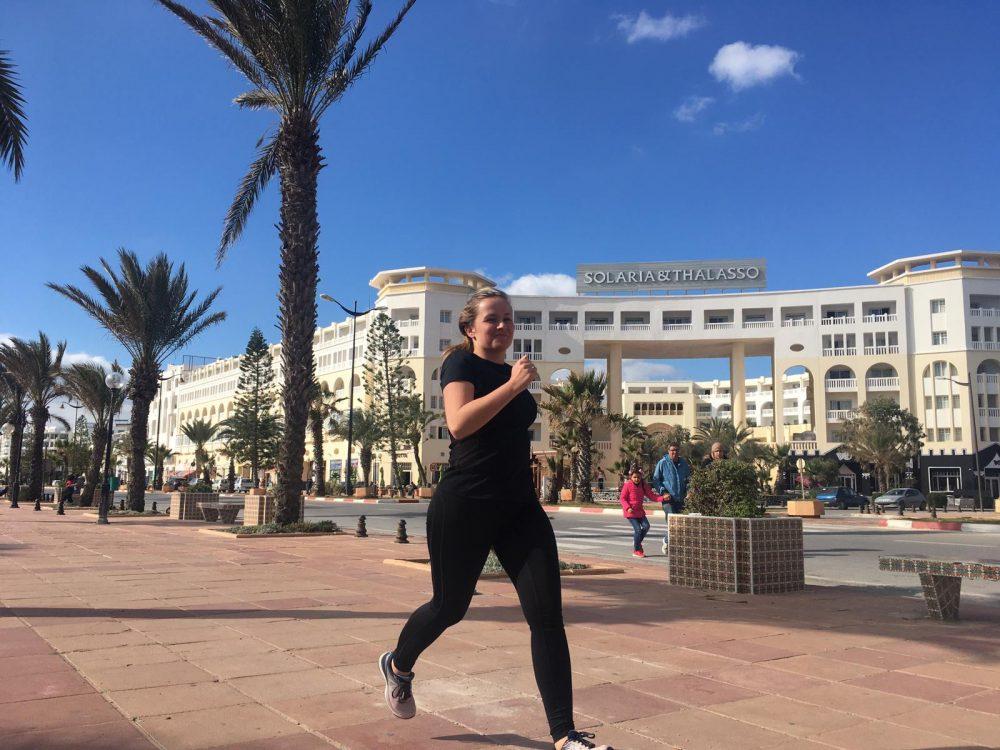 Hardlopen Tunesie Hammamet