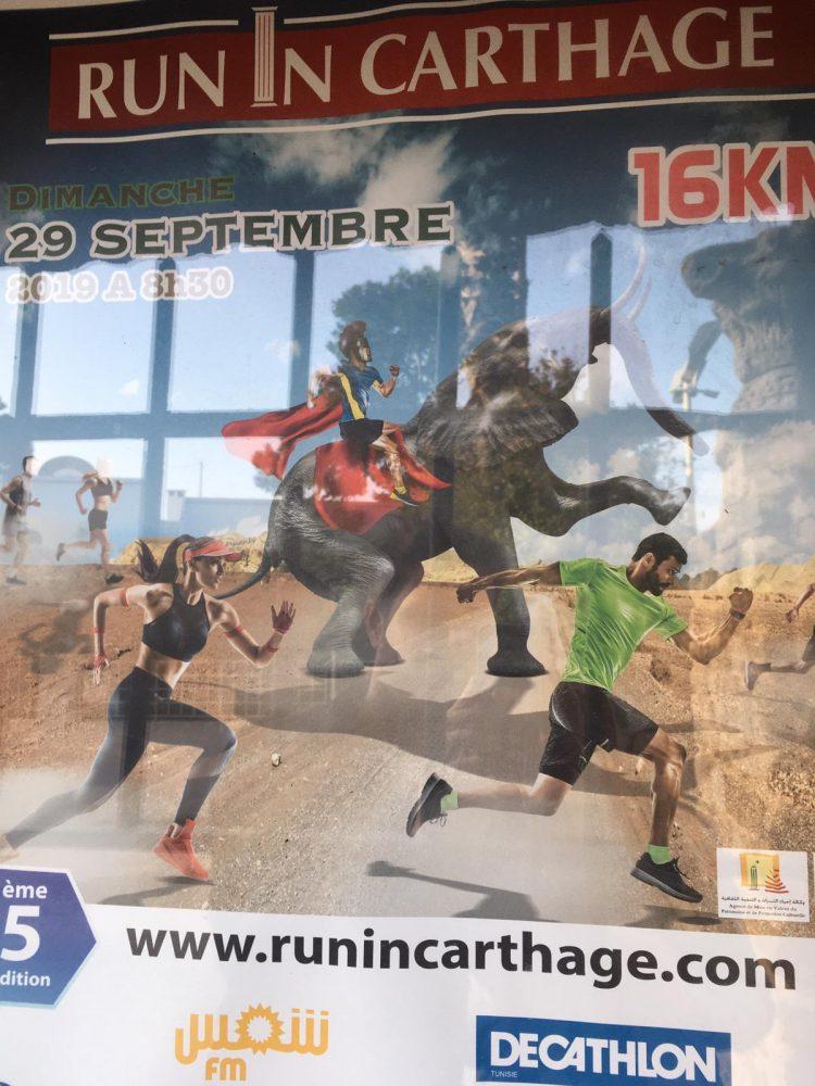 Hardlopen Tunesie Carthago