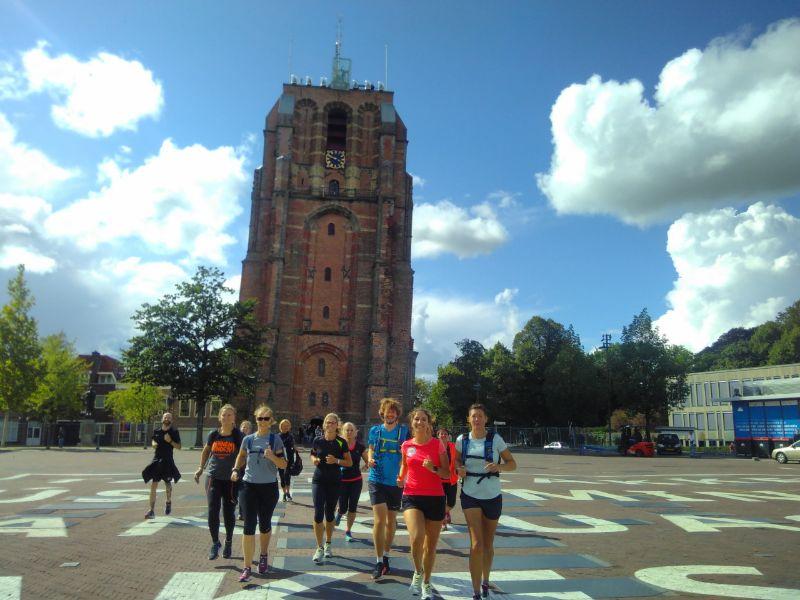 Hardlopen in Nederland - Leeuwarden