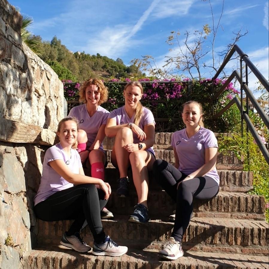 Hardlopen in Spanje - Girls Run The World