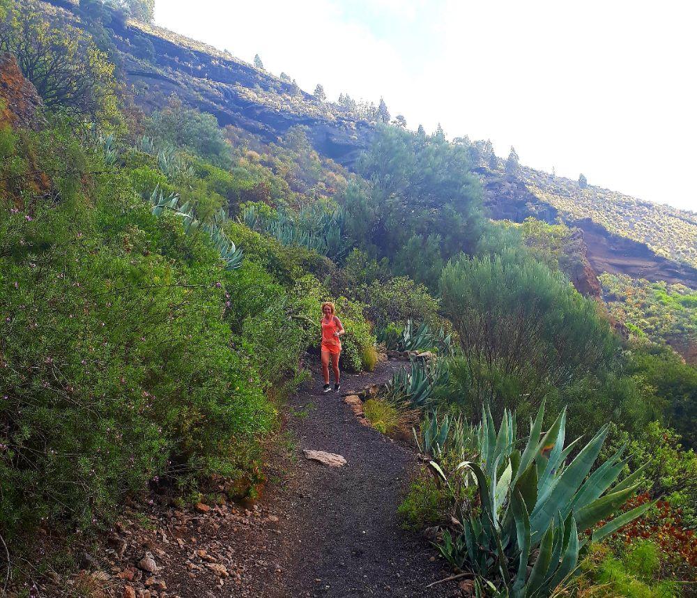 Hardlopen in Spanje - Gran Canaria