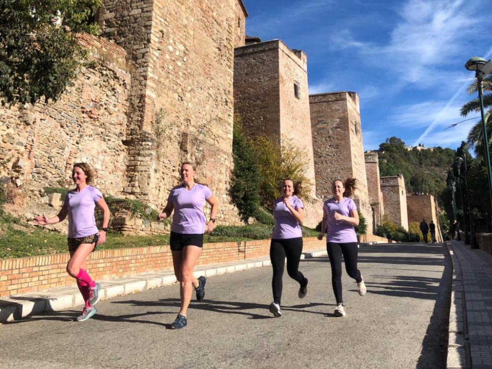 Hardlopen in Spanje - Malaga
