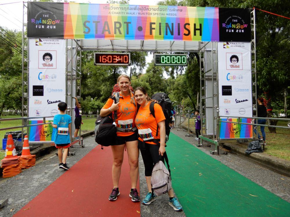 Hardlopen in Zuidoost-Azie - Bangkok